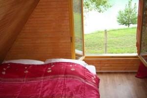 Christophe-slaapkamer met meerzicht